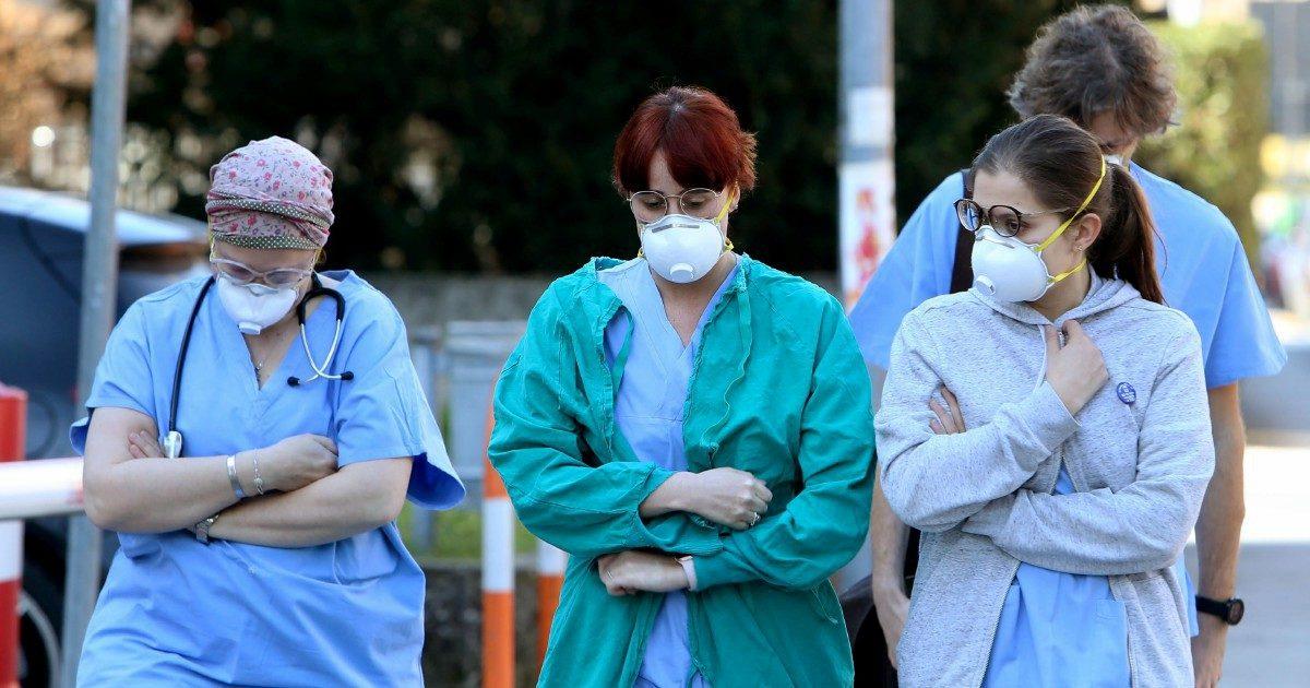 Coronavirus, parla l'infermiera di Codogno che aspetta il test