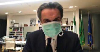 Coronavirus nel cuore di Regione Lombardia, il presidente Fontana: 'Mia collaboratrice contagiata. Io negativo, ma ora in quarantena'