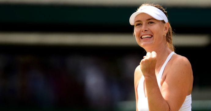 Maria Sharapova lascia il tennis. E ora non ci sarà una rete a proteggerla