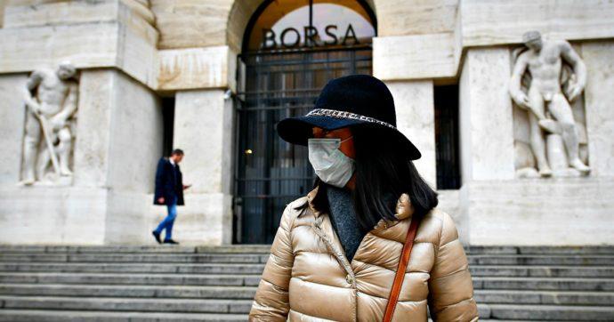 Coronavirus, Piazza Affari a +4% e tutte le Borse europee in rialzo. Lo spread chiude a 194 punti