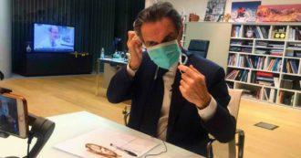 """Coronavirus, il Pd contro Fontana per il video con la mascherina: """"Inutile e dannoso, serve equilibrio"""". Boccia: """"Io non lo avrei fatto"""""""