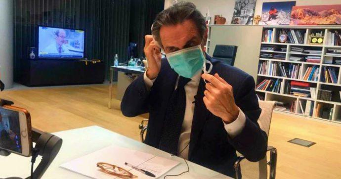 """Coronavirus, L'Espresso: """"Salta fornitura di 4 milioni di mascherine. Regione Lombardia ha sbagliato ordine"""". Pd e M5s: """"Assurdo"""""""