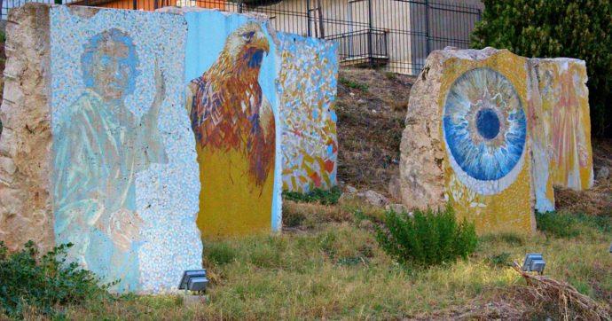 Agrigento, il parco della Divina Commedia (chiuso da anni) è da restaurare. Ma l'artista che lo creò chiede mezzo milione