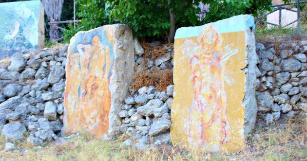 Agrigento, il parco della Divina Commedia (chiuso da anni) è