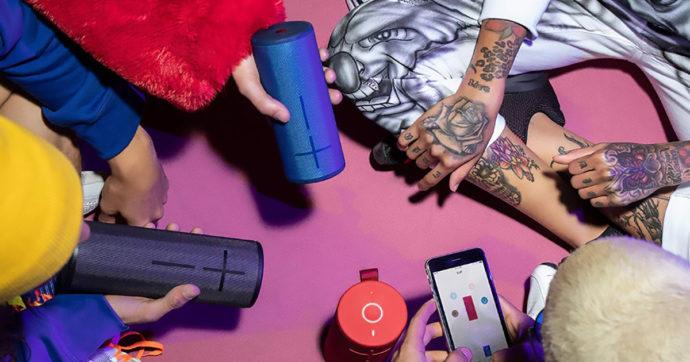 Ultimate Ears Boom 3, altoparlante Bluetooth con autonomia di 15 ore scontato del 46% su Amazon