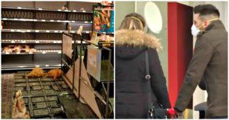 Coronavirus, cosa sta accadendo in Europa e negli Usa? Dai supermercati vuoti al rischio recessione: il punto a Sono le Venti (Nove)