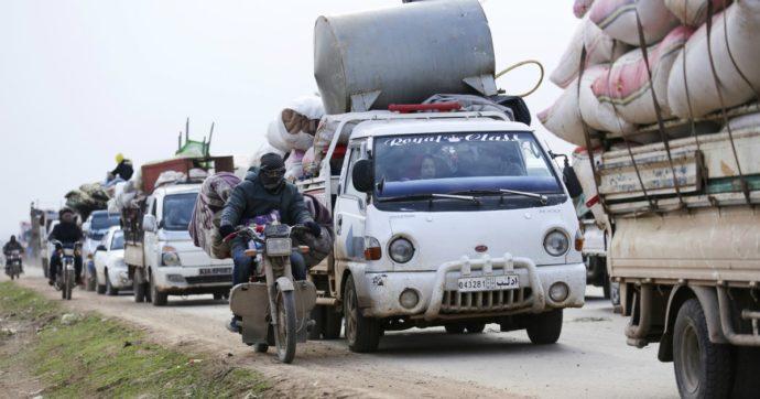 Siria: milioni di persone in fuga, altre in trappola. L'Europa deve far sentire la propria voce