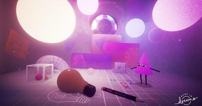 Dreams, il nuovo titolo di Media Molecule dà libertà alla creatività dei player su PlayStation
