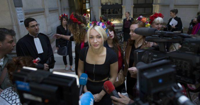 Femen, anche in questi tempi miseri è importante dirsi femministe