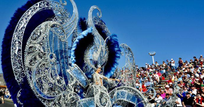 Carnevale di Tenerife, per una settimana tutta l'isola in maschera. E' il secondo più importante al mondo dopo Rio