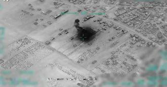 Siria, la Turchia lancia offensiva contro il regime: le immagini degli attacchi aerei a Idlib