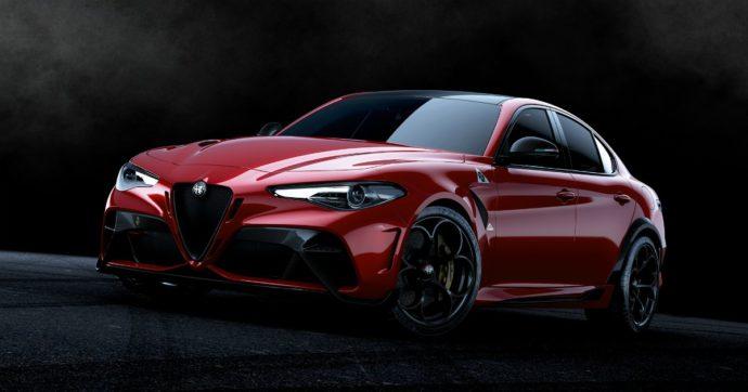 Alfa Romeo Giulia GTA, risorge un mito. Cavalli e prestazioni al top – FOTO