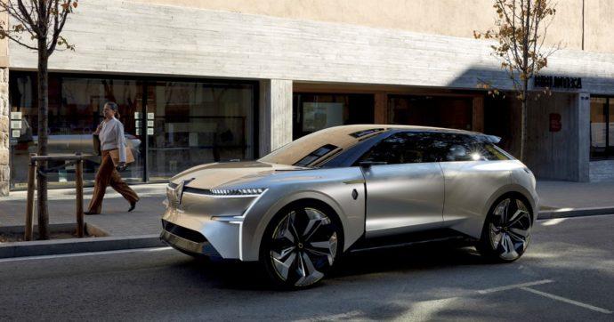 Renault Morphoz, ecco il concept elettrico multiuso: urbano o da viaggio