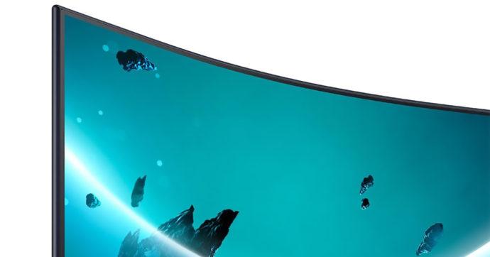 Samsung T55, tre nuovi monitor curvi dal grande comfort visivo