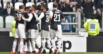 Coronavirus, la Juve taglia gli stipendi a giocatori e allenatore: risparmiati 90 milioni