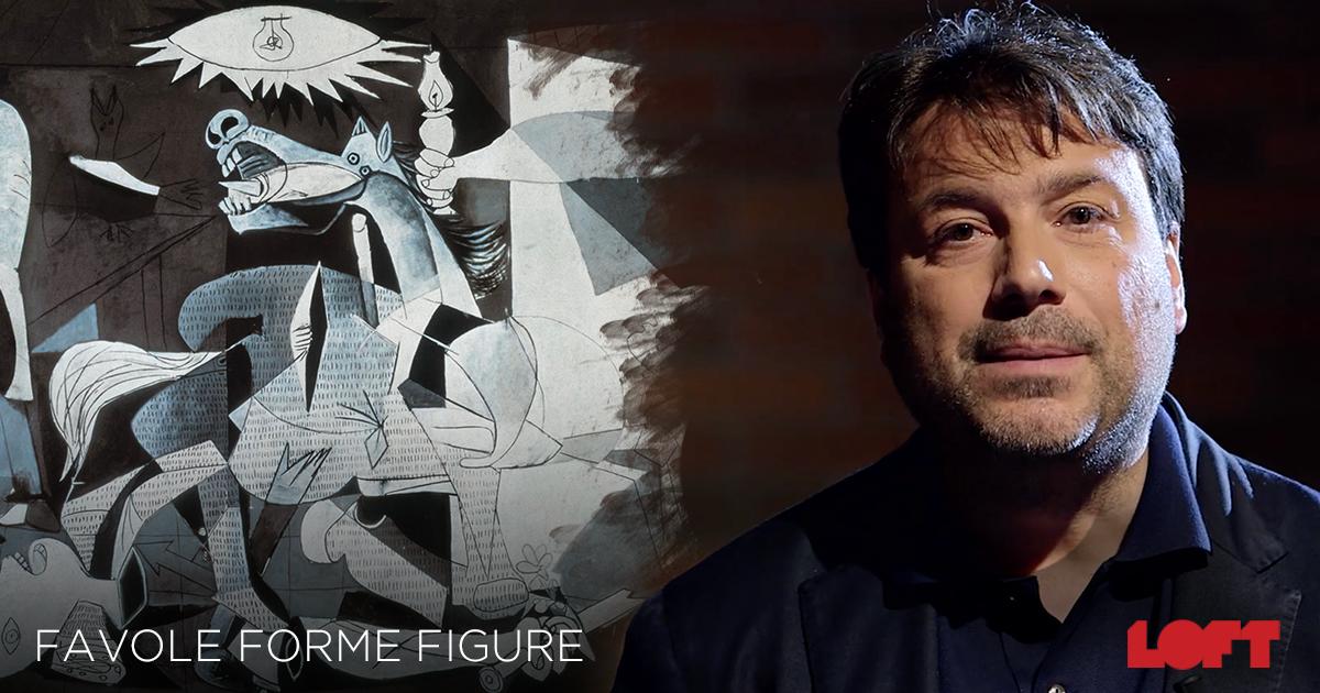 """'Favole Forme Figure', Tomaso Montanari inaugura su Loft la terza stagione: """"Vi parlo di Guernica e della Madonna Sistina"""""""