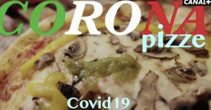 """Coronavirus, l'ambasciata di Francia si dissocia dal video """"Pizza italiana Covid-19"""" mandato in onda da Canal +: """"Solidarietà all'Italia"""""""