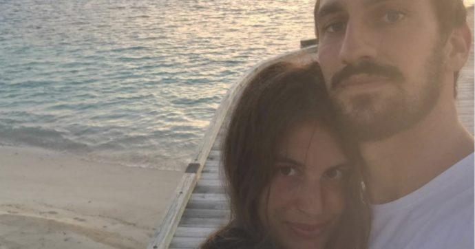 """Davide Astori, Francesca Fioretti: """"Quando è morto è stato come uno strato di pelle venuto via"""""""