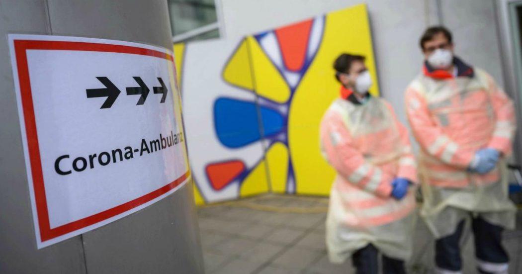 """Coronavirus, Germania vieta export mascherine: """"È pandemia globale"""". Per Parlamento Ue Savona e Pesaro-Urbino sono """"aree a rischio"""". Los Angeles dichiara stato di emergenza"""
