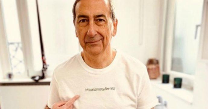 """Coronavirus, la prudenza di Sala dopo lo slogan #milanononsiferma: """"In città ritorno alla normalità almeno fra un paio di mesi"""""""