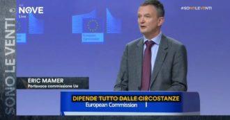 """Sono le Venti (Nove), il portavoce Ue sugli spari di proiettili di gomma ai migranti: """"E' legale in Europa? Dipende dalle circostanze"""""""