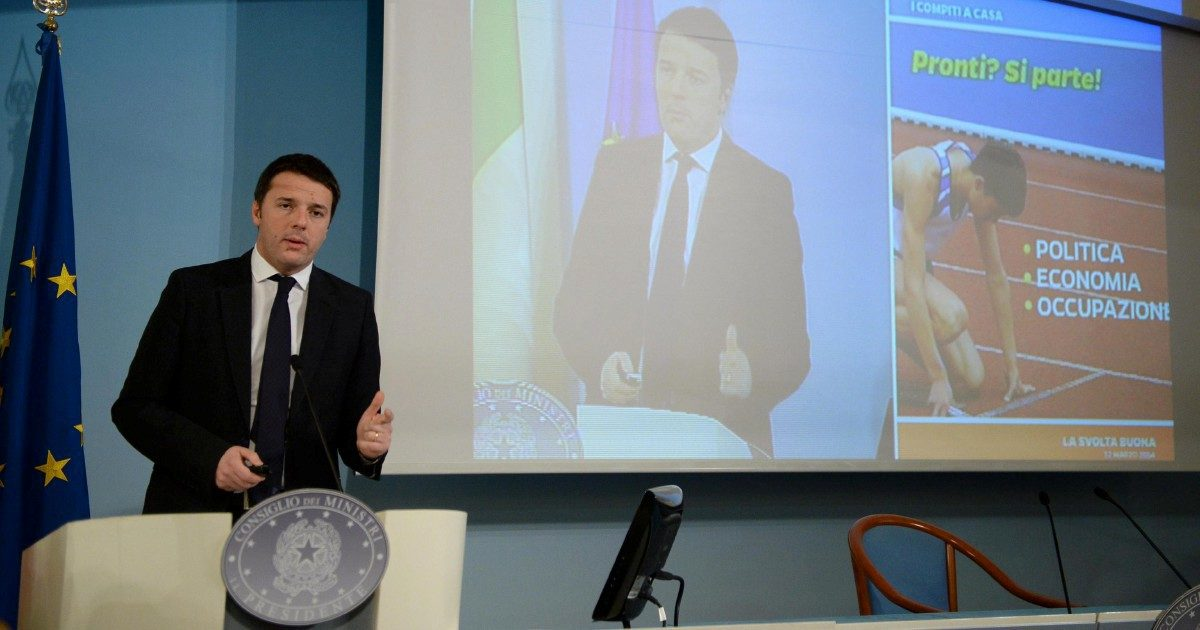 """""""Renzi nominò la Manzione e scoppiammo tutti a ridere"""""""