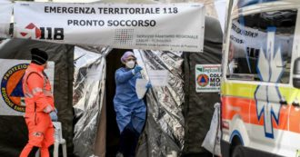 Coronavirus, a Milano i pronto soccorso rischiano l'intasamento: i numeri di accessi sfiorano il picco della prima ondata