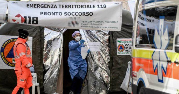 """Coronavirus, il primario del pronto soccorso di Piacenza: """"Nel tempo che prima dedicavamo a un paziente, ora ne gestiamo 5 in condizioni serie"""""""