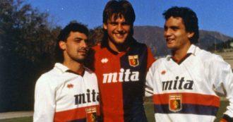 Ti ricordi… Tomas Skhuravy: gol, grinta, Genoa nel cuore e quel rimpianto di Spinelli per non averlo mai venduto per colpa dei tifosi