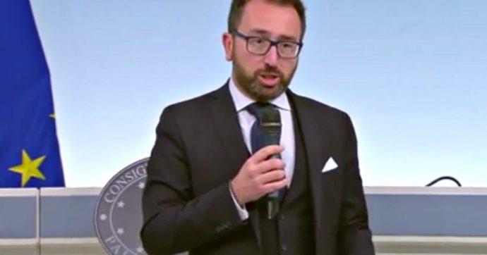 """Dl liquidità, Bonafede dopo l'allarme di Greco e Melillo: """"Garantire la legalità, verso modifiche al decreto in sede di conversione"""""""