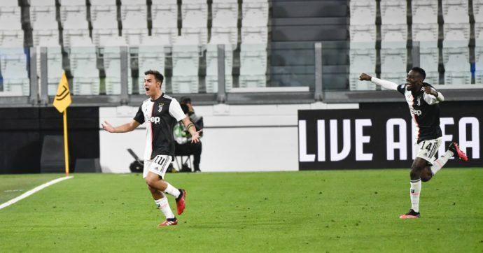 Juventus-Inter, la Joya Dybala illumina il deserto dello Stadium… e della serie A