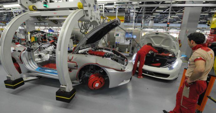 Coronavirus, Ferrari chiude per due settimane gli stabilimenti di Maranello e Modena