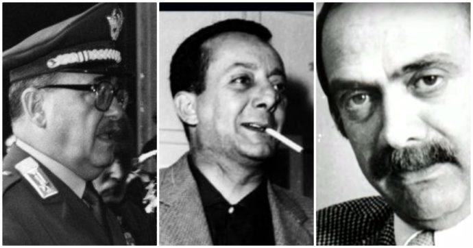 """Mafia, desecretati i dossier di Dalla Chiesa e Giuliano sugli omicidi eccellenti: """"Una regia occulta dietro gli esecutori di Cosa nostra"""""""