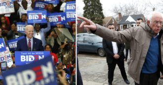 """Primarie Usa, al mini Super Tuesday Joe Biden porta a casa il """"trofeo"""" del Michigan e corre verso la nomination. Sanders sconfitto"""