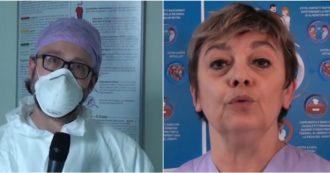 """Coronavirus, gli appelli dei sanitari dell'ospedale di Piacenza: """"State a casa. Noi diamo il massimo, ma aiutateci. Non è una normale influenza"""""""