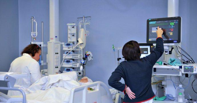 Risultato immagini per respiratore terapia intensiva
