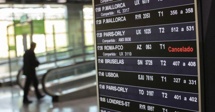 Coronavirus, compagnie aeree interrompono voli: italiani bloccati in Spagna e in Marocco. Chiuso il Brennero, caos al confine austriaco