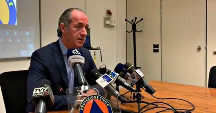 Coronavirus, Zaia non segue le indicazioni ministeriali: in Veneto tamponi quadruplicati per isolare gli asintomatici positivi
