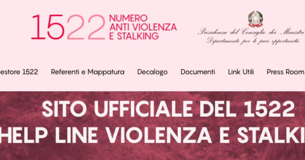 Violenza sulle donne durante il coronavirus, in un mese oltre 1200 richieste d'aiuto in più ai centri. Nasce la chat per aiutare le vittime