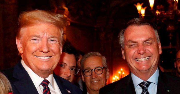 Covid delle mie brame, chi è il più brutto del reame? Trump o Bolsonaro?