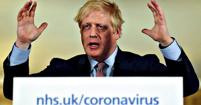"""Coronavirus, il consigliere scientifico di Johnson: """"Il 60% dovrebbe essere infettato per sviluppare immunità di gregge"""""""