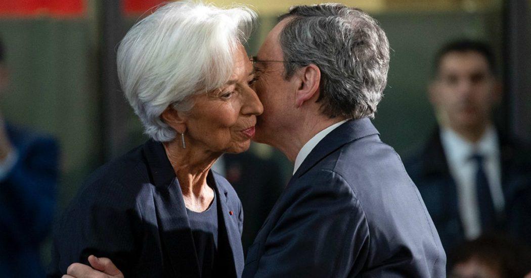 """Anche Parlamento Ue contro l'uscita disastrosa della Lagarde. Sassoli: """"Preoccupati. Da lei parole superficiali che aumentano la difficoltà"""""""