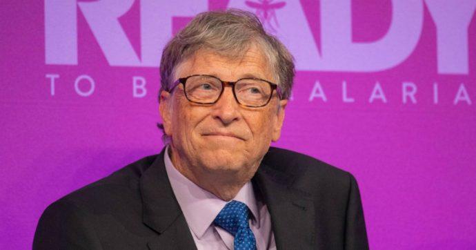 """Bill Gates fa due nuove profezie: """"Ecco quali saranno i prossimi disastri a cui gli uomini non riusciranno a rispondere"""""""