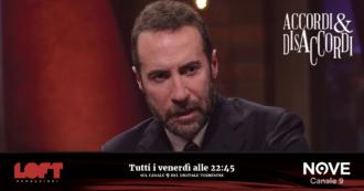 """Accordi&Disaccordi (Nove), Marco Travaglio: """"La stampa attacca Conte perché scelto dai 5 stelle e simbolo di competenza"""""""
