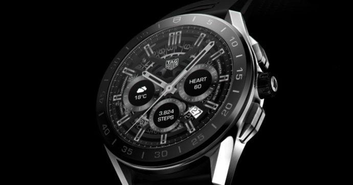 TAG Heuer Connected, smartwatch di lusso dal prezzo elevato