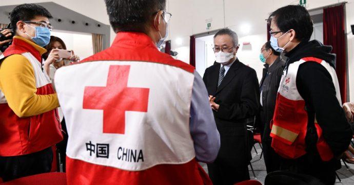 Coronavirus, la Cina invia aiuti e forniture all'Italia: in arrivo mezzo milione di mascherine, tute protettive e guanti