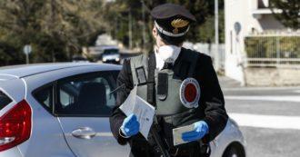 Coronavirus, ancora 8mila denunce in 24 ore per violazione delle disposizioni. Ad Aosta e Bari si indaga per epidemia colposa aggravata