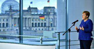 Coronavirus, Merkel usa la carta KfW: la Germania mette a disposizione delle imprese crediti per almeno 550 miliardi di euro