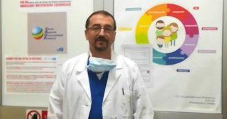 """Coronavirus, l'appello dell'oncologo pediatrico: """"Qui serve tanto sangue, i bambini continuano ad aver bisogno della chemioterapia. Donate"""""""