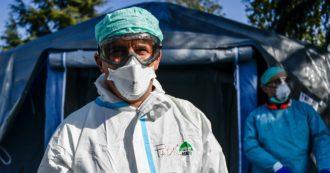 """Coronavirus, Conte: """"Priorità è la sicurezza di medici e infermieri"""". Fontana: """"La polemica con la Protezione Civile? Un errore"""""""